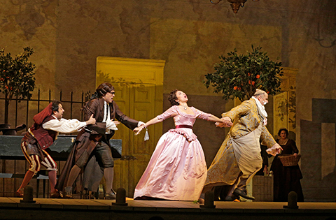 IL BARBIERE DI SIVIGLIA (THE BARBER OF SEVILLE)