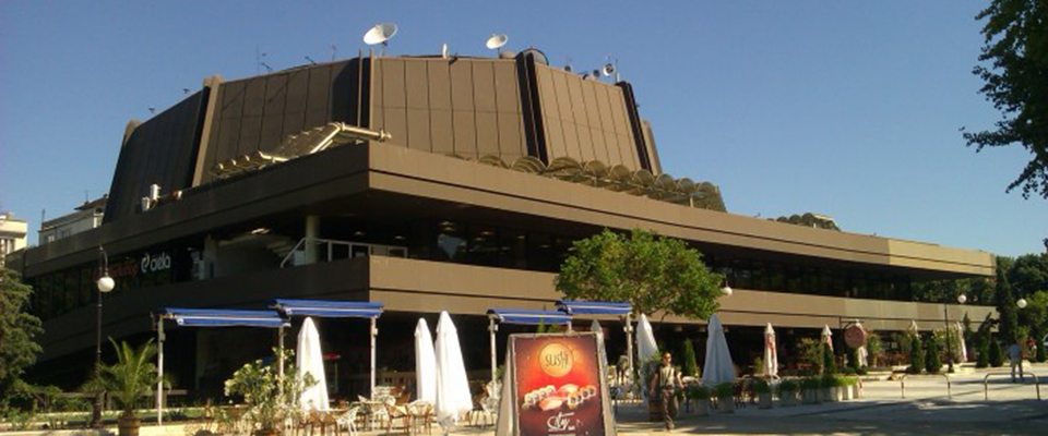 Festival and Congress Centre – Varna