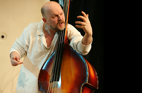 THE DOUBLE BASS (15 years on stage)