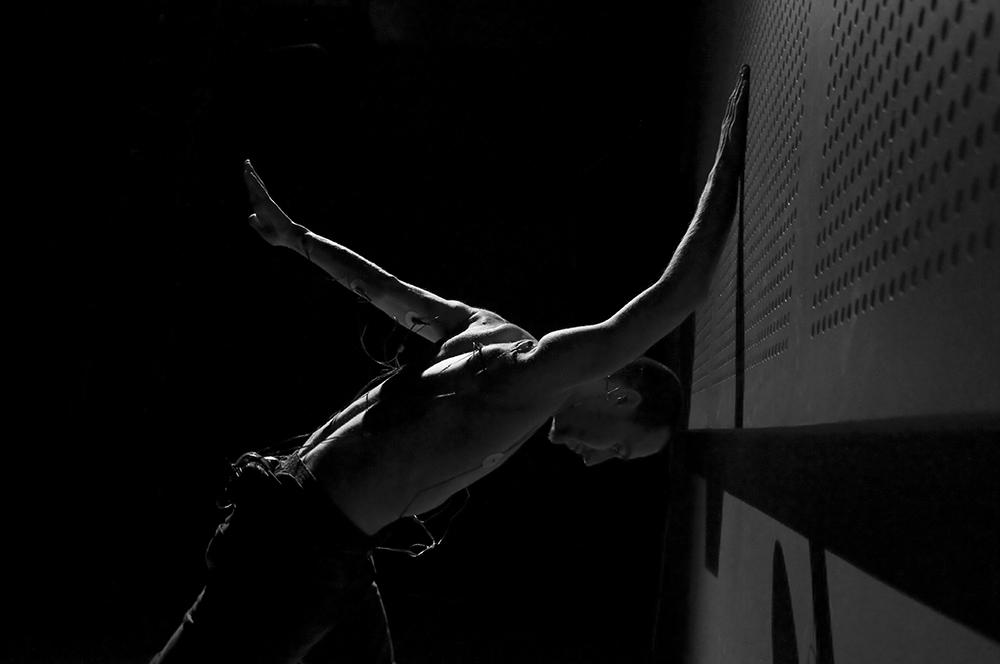 CADAVER – интерактивен танцов пърформанс