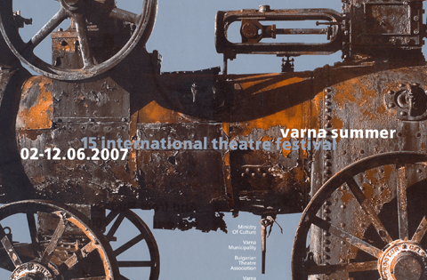 THEATRE: RE-INVENTING THE CITY
