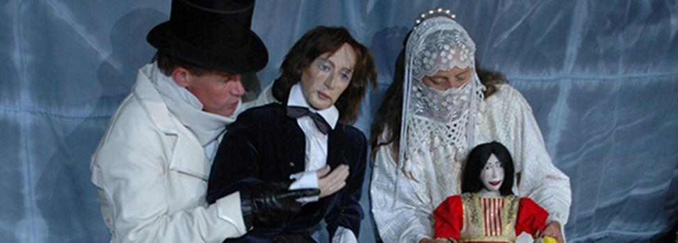 """""""Сънят на Андерсен"""", реж. Еуженио Барба, Один театър - Холстебро, Дания, фотограф: Jan Rüsz"""