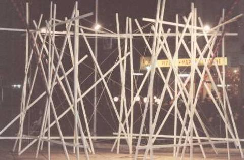 Изложба: Инсталации на aрх. Зарко Узунов