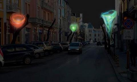 ОПИТ ЗА ГНЕЗДЕНЕ – улична арт-инсталация