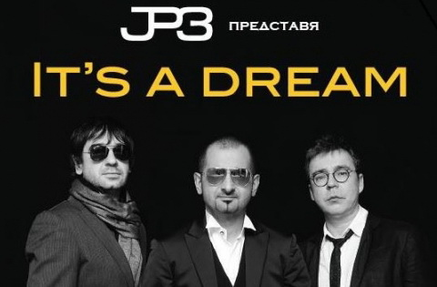 JP3 IT'S A DREAM концерт